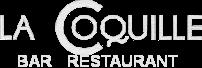 Restaurant à Concarneau La Coquille
